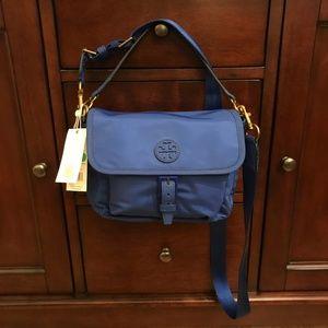 Tory Burch NWOT Scout Nylon Crossbody Bag